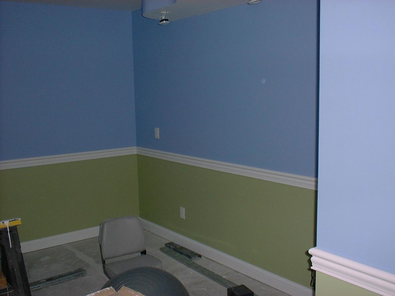 Chair Rail Height Bedroom myideasbedroomcom