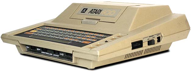 This is an Atari 400