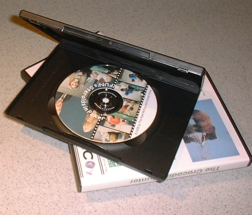 DVD Disc Mastering and Labeling